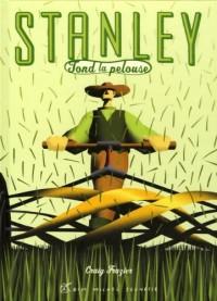 Stanley : Tond la pelouse