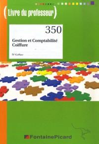 Gestion et comptabilité : Coiffure, Corrigé