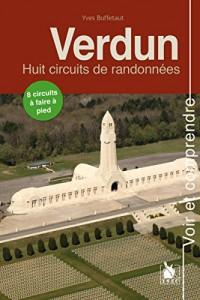 Verdun : Randonnées sur le champ de bataille