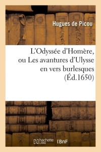 L Odyssée d Homere  ed 1650