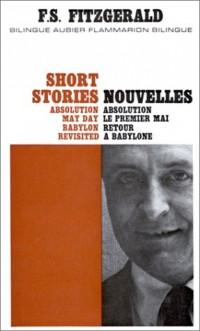 Nouvelles, numéro 49 : Absolution - Le Premier Mai - Retour à Babylone (édition bilingue français/anglais)