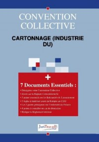 3135. Cartonnage (industrie du) Convention collective