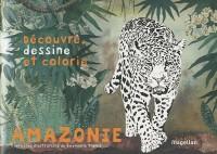 Amazonie cahier de coloriage