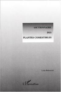 Dictionnaire des plantes comestibles