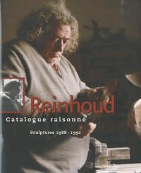 Reinhoud, catalogue raisonné : Tome 4 : Sculptures 1988-1992