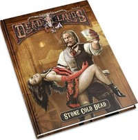 Jeux de Rôles Deadlands Reloaded Stone Cold Dead