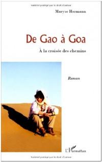 De Gao a Goa a la Croisee des Chemins Roman