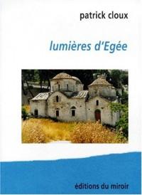 Lumières d'Egée