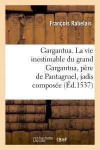 Gargantua  ed 1537