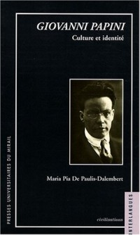 Giovanni Papini : Culture et identité