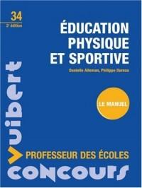Education physique et sportive : Concours professeur des écoles