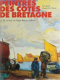 Peintres des Cotes de Bretagne T02 Luxe