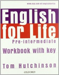 English for Life : Pre-intermediate Student's Book