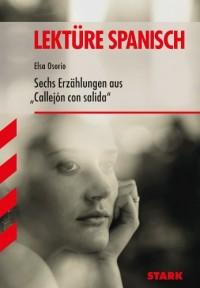 Lektüre Spanisch: Sechs Erzählungen aus