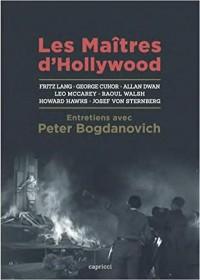 Les maîtres d'Hollywood : Tome 1, Fritz Lang, George Cukor, Allan Dwan, Leo McCarey, Raoul Walsh, Howard Hawks, Josef von Sternberg
