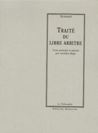 Traité du libre arbitre