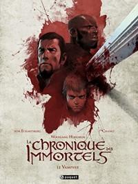 La chronique des immortels, Intégrale Cycle 2 : Le Vampyre