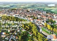 Le Pays de Langres Vu du Ciel Fr/Ang