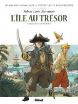 L'Île au trésor en BD