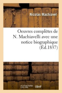 Oeuvres Completes  ed 1837