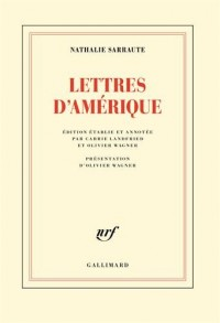 Lettres d'Amérique: (1964)