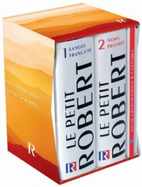 Dictionnaire Le Petit Robert des noms propres et des noms communs 2003-2004 (un Atlas géopolitique et culturel inclus)