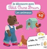 Je découvre avec Petit Ours Brun - Les animaux