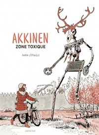 Akkinen - Zone Toxique