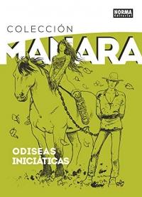 Odiseas iniciáticas: Colección Milo Manara 8