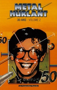 Métal Hurlant 30 ans, Tome 2 : L'Infini, Tome 1 ; Nirta Omirli, Tome 1 : Pack en 3 volumes