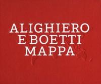 Alighiero e Boetti Mappa