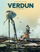 Verdun - Tome 3 - Les fusillés de Fleury