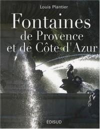 Fontaines de Provence et de Côte d'Azur
