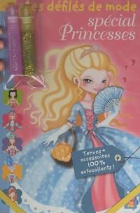 Mes défilés de mode - Spécial princesses