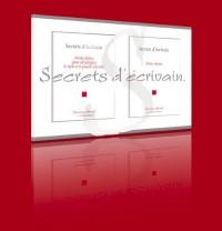 Secrets d'écrivain Coffret 2 volumes : Petites fiches pour développer le style et le plaisir d'écrire, Textes choisis