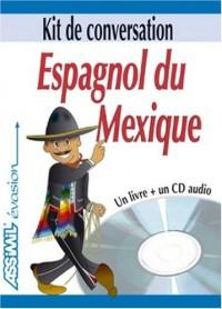 Espagnol du Mexique ; Guide + CD Audio