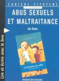Abus sexuel et maltraitance : lire et écrire aves le livre La frontière de able de Claude