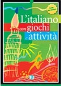 L'italiano con... giochi e attivita : Livello intermedio inferiore