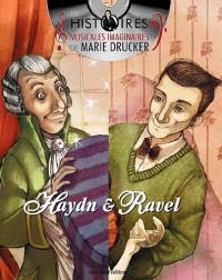 Pack 2 volumes : La petite Danseuse de Maurice Ravel ; La Perruque de Joseph Haydn (1CD audio)
