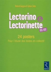 Lectorino Lectorinette Posters