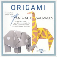 Origami Animaux sauvages