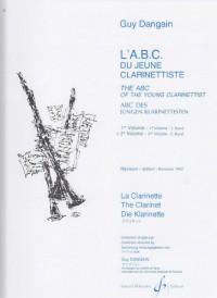 L'ABC du Jeune Clarinettiste Volume 2