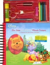 Mon livre scrapbook Winnie l'ourson
