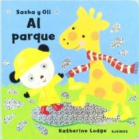Sasha Y Oli Al Parque/ Sasha and Oli at the Park