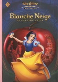 Les chefs-d'oeuvre Disney 02 - Blanche Neige et les sept Nains