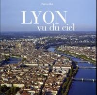 Lyon vu du ciel