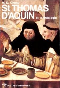 Saint Thomas d'Aquin et la Théologie