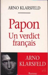 Papon, un verdict français