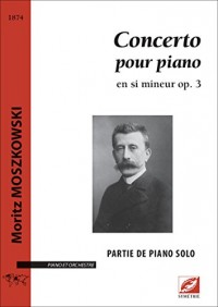Concerto pour piano en si mineur op. 3