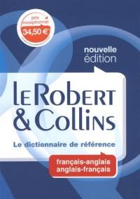 Dictionnaire Le Robert & Collins français-anglais et anglais-français